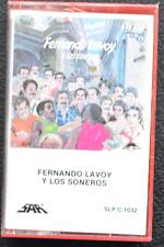 Fernando Lavoy y Los Soneros - Cassette New! Sealed! SAR 1982