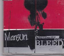 Mansun-She Makes My Nose Bleed cd maxi single