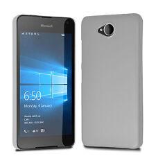 For Microsoft Lumia 650 Slim Armour Hard Case Clip On Back Cover & Screen Film