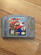 Mario Golf Nintendo 64 Classic Sports N64 Video Game Cartridge NG1