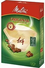 Melitta original Aroma zones coffee filter papers - pack of 80 - white color