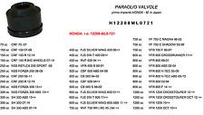 PARAOLIO VALVOLA SCARICO per HONDA VF 750 C SHADOW 1999