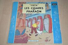 33 tour TINTIN : les cigares du pharaon  - vinyle Philips