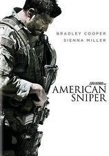 NEW!!! Bradley Cooper, American Sniper (DVD, 2015, 2-Disc Set)