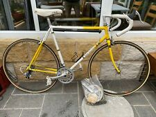 Mens Jim Bundy 1989 Yellow Bicycle Refurbished Good Condition