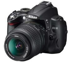Nikon D5000 12.3-Megapixel DSLR Camera 18-55mm f/3.5-5.6G VR Lens+EXTRA MUST SEE
