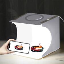 Portable Lighting Mini Box Photography Backdrop Photo Studio Product Equipment