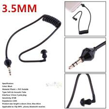 3.5mm Monaural Headphone Air Tube Anti-radiation Earphone Stereo Headset for MP3