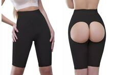 Vedette Shapewear Butt Enhancer Mid-Thigh Panty Black Size 36 Medium Shaper 911