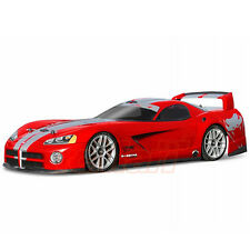 HPI Racing 1:10 200mm Dodge Viper Clear Body RC Cars Touring Drift On Road #7473