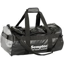 Sporttasche: 2in1-Rucksack-Reisetasche aus reißfester Lkw-Plane, 65 l