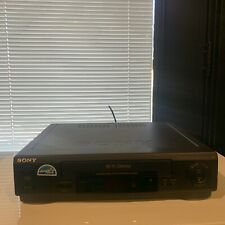 Sony Video Cassette Player Recorder VCR VHS SLV-679HF No Remote Tested