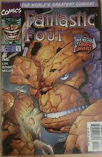 Fantastic Four #10 Heroes Reborn Marvel Comics