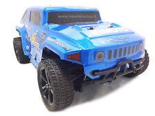 MONSTER TRUCK HUMMER AUTO ELETTRICA RADIOCOMANDATA 2.4GHZ RTR 1-10 4WD HIMOTO