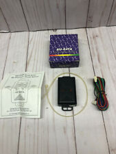 New In Box Omega Au84Ta Dual Zone Air Pressure Shock Sensor With Instructions