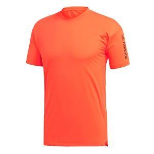 Adidas Men's Shirt Terrex Agravic Trail Running Tee FI8785