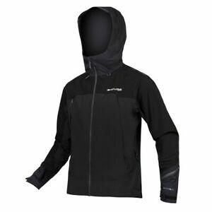 Endura MT500 Waterproof Jacket II - Black - Men's XXL - msp £229.00