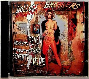 The Bollock Brothers -77, 78 ,79 CD -2001 -Live (British Punk & New Wave Band)