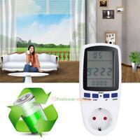 Digital Volt Voltage Wattmeter Power Analyzer Electronic Wattage Energy Meter EU