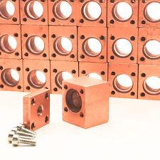 Rose-copper Laser Host for 9mm TO5 Laser Diode/Laser Heatsink Host  1pcs/Pack