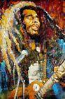 Внешний вид - BOB MARLEY - FISHWICK ART POSTER 24x36 - MUSIC 51922