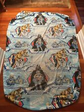 Vintage Star Wars The Empire Strikes Back Full Size Bed Top Sheet