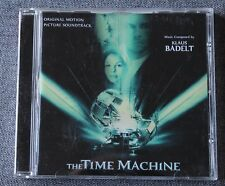 The Time Machine - Klaus Badelt, BO du film / OST, CD