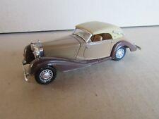 576G Solido  67 Mercedes 540K 1939 Café 1:43