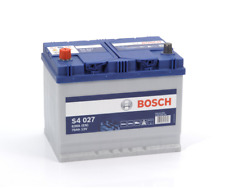 S4027 S4 027 Bosch Car Battery 12V 70Ah 630A Type 069 4 YEAR WARRANTY
