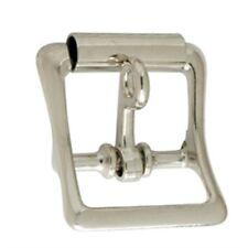 """(12) 1"""" Solid Brass Harness Buckles twelve buckles -New"""