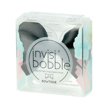 Invisibobble Bowtique Spiral Hair Ring Meets Bow (True Black) 1 St.