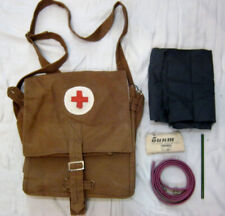 Vintage Soviet Russian Military Army Medical Bag First Aid Original