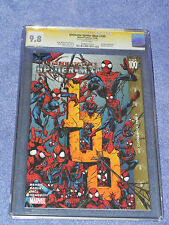Spiderman Unlimited # 100 ( CGC 9.8 )  Signed Series  - Marvel Comics