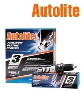 AUTOLITE PLATINUM Platinum Spark Plugs AP46 Set of 6