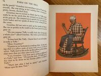 1936 1st Ed Farm on the Hill SIGNED Grant Wood Illustrated American Gothic