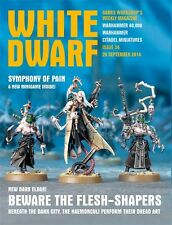 White Dwarf Weekly Magazine Issue 34 20 September 2014 Games Workshop