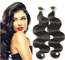 "Pre-Bonded U-Tip Hot Fusion -18"" Euro Remy Hair Extensions 100 Strands Any Color"