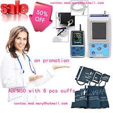 ABPM50 24Hours de pression artérielle ambulatoire moniteur PNI logiciel gratuit