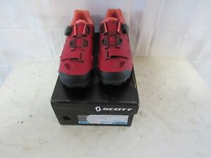 Scott MTB Elite Boa Lady Shoes Size 41 US 9.0 Camellia Pink