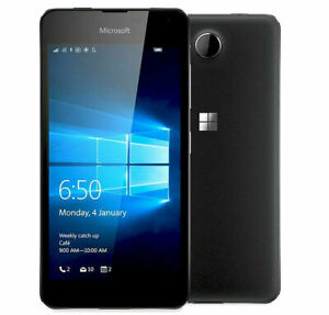 Microsoft Lumia 650 4G Mobile Phone Nokia Vodafone 6 MTHS WARRANTY  A