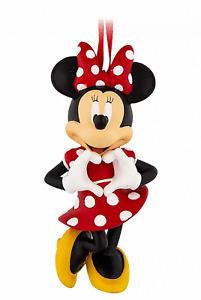 Disney Parks Minnie Mouse Figural Ornament