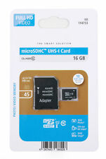 16 GB MicroSD Memory Card (W/ SD Adapter) for the VTech Kidizoom Duo 5.0 | Touch