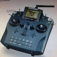 Multiplex ROYAL SX-Elegance - 16-CHANEL Telemetria Transmiter, Regno Unito modello Shop