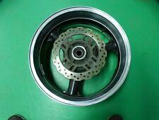 Kawasaki Z1000 07 - 09, Felge, Hintererrad, Wheel, Rim, Rad, Gerade