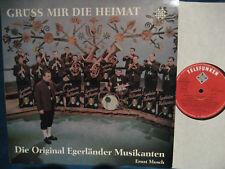 Ernst Mosch Grüss mir die Heimat LP