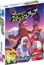 Smash Up Big In Japan Expansion Deck Building Card Game From AEG 5512