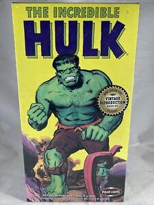 2003 Polar Lights - The Incredible Hulk Model Figure