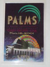 Original PALMS Casino Resort Grand Opening GALA Nov.15,2001 VIP Pass