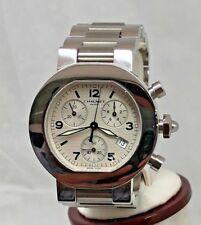 New Chaumet Chronograph Quartz Unisex Watch 322-2469 - Never Worn