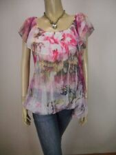 Short Sleeve City Chic Hand-wash Only Regular Tops & Blouses for Women